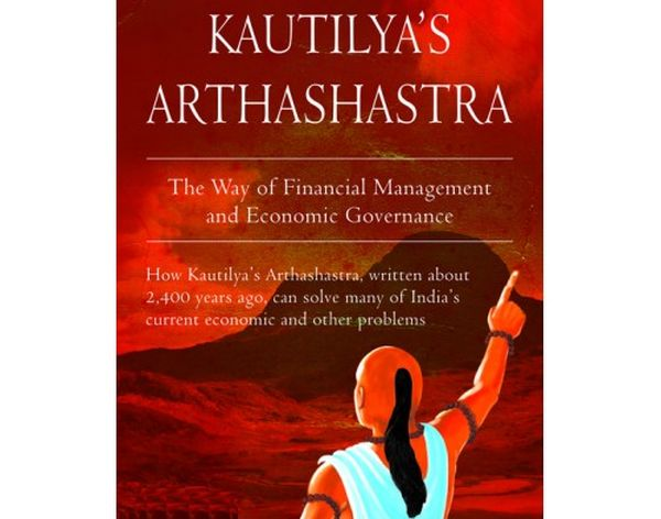 Arthashastra by Kautilya