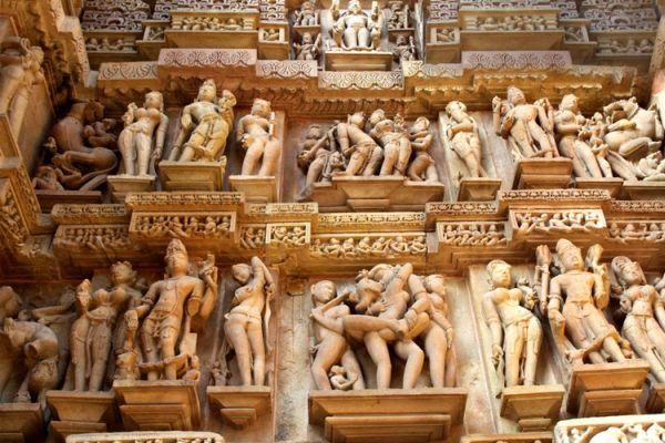 Khajuraho temples_2