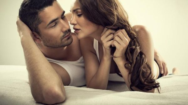 Kissing your partner is the most romantic way of expressing your love