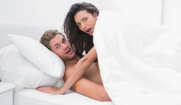 Photo of Five common embarrassing sex situations