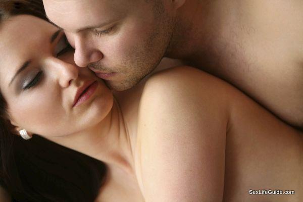 start massaging your partner's body