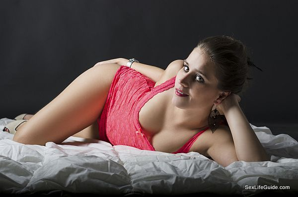Photo of Color and type of lingerie has a huge effect on your sex life