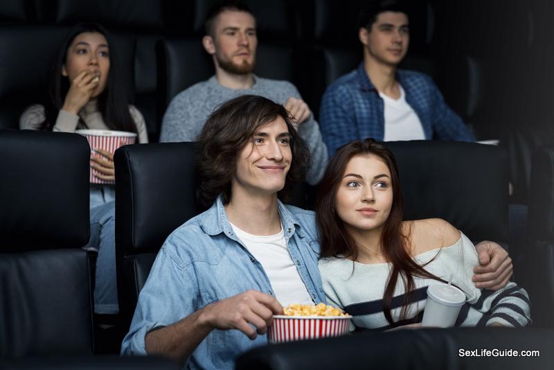 Movie Theatre magic