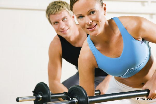 vigorous exercise