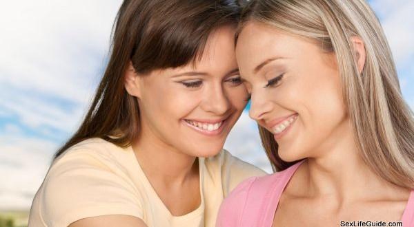 Lesbian sex guide