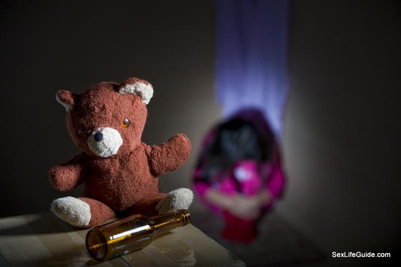 Childhood trauma spurs sexual addiction